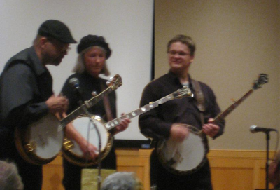 Trifecta Banjo Association
